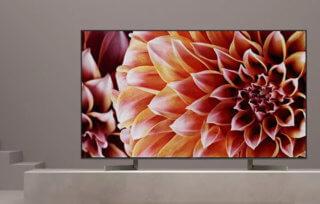 nOWE TELEWIZORY 4K SONY XF90 W POLSCE