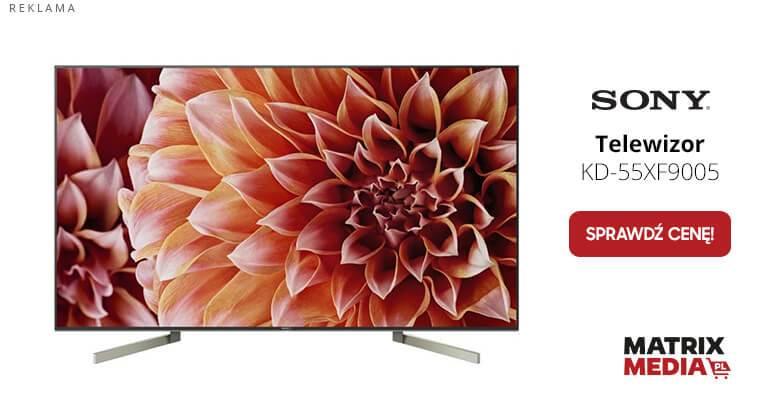 gdzie kupić TV 4K XF90?