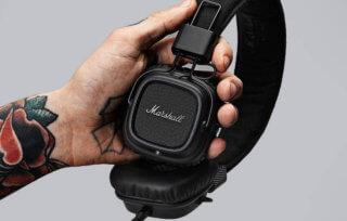 Marshall Major II – recenzja słuchawek kultowej marki