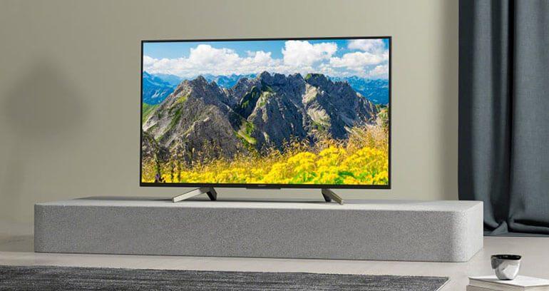 nowe telewizory 4K SONy 2018