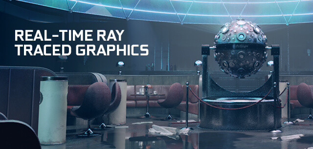Ray-tracing w grach – Nvidia RTX na GDC 2018