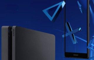 Przedsprzedaż Xperia XZ2 + konsola 500GB - to się nazywa GRATIS!