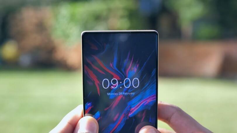 jak wygląda smartfon doogee mix 4