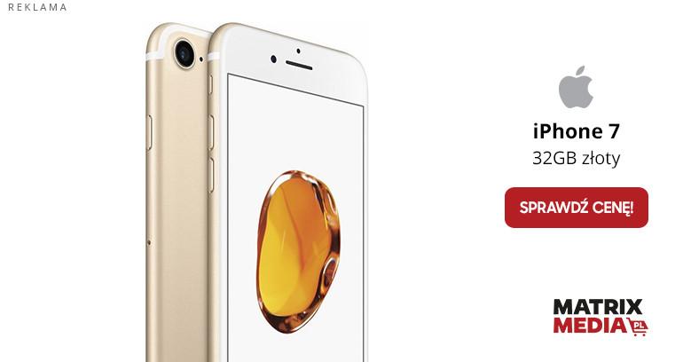 ile kosztuje iphone 7