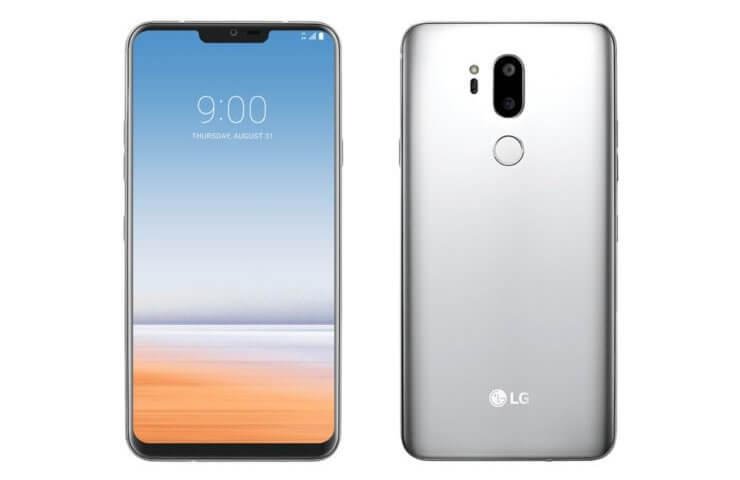 Premiera LG G7 już kwietniu?