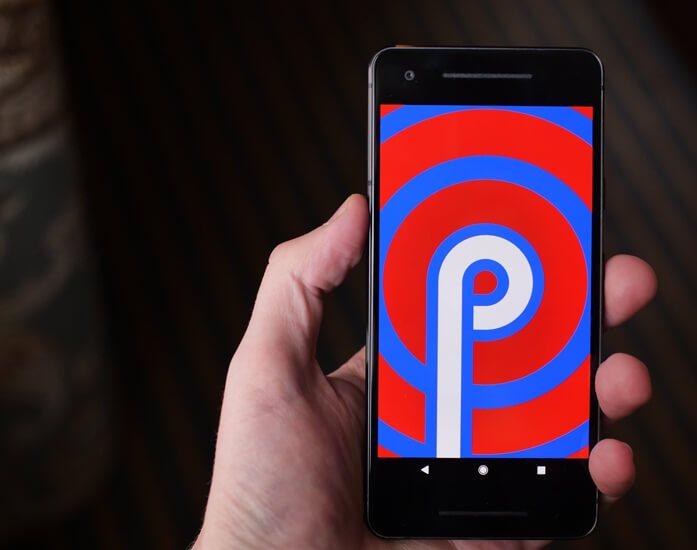 jak działą android p