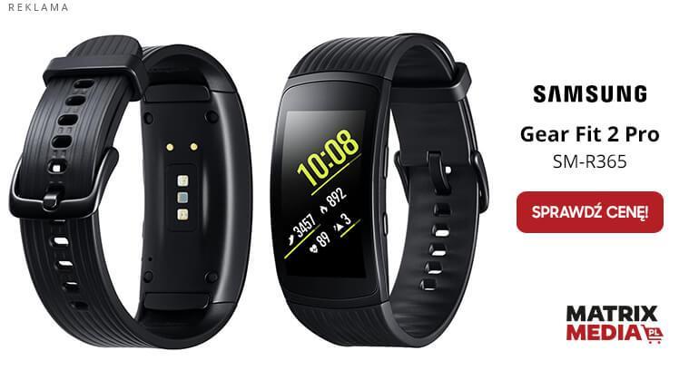 czy warto kupić Gear fit2 Pro?
