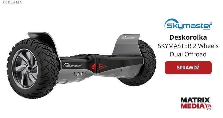 ile kosztuje skymaster 2 wheels offroad dual?
