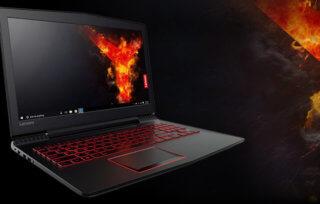 """Laptop LENOVO Legion 15.6"""" Y520-15IKB - recenzja laptopa dla graczy"""