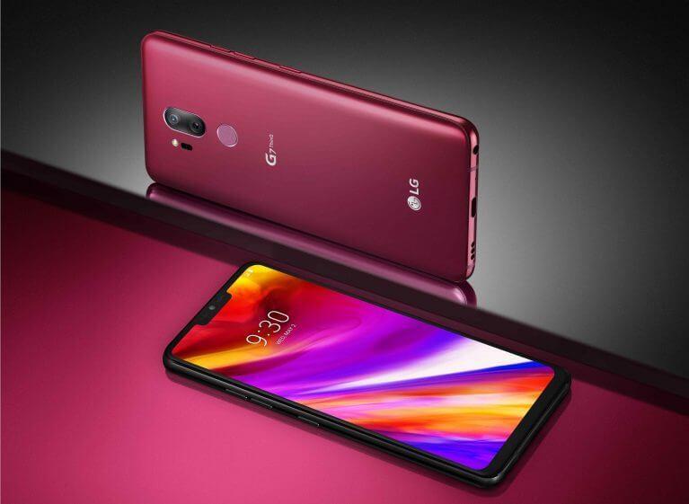 luki w bezpieczeństwie smartfonów LG