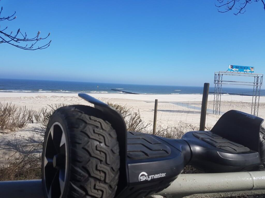 test video skymaster 2 wheels dual offroad