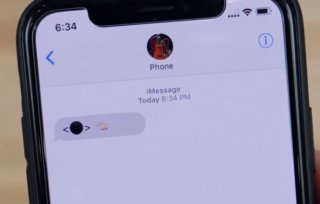 Czarna kropka śmierci – problem użytkowników iPhone'ów