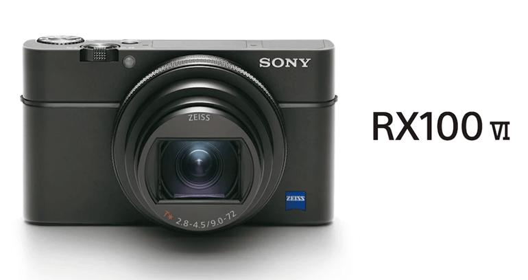 SONY RX-100M6