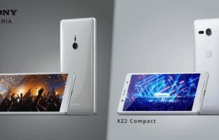 Porównanie Xperia XZ2 i XZ2 Compact – sprawdzamy różnice