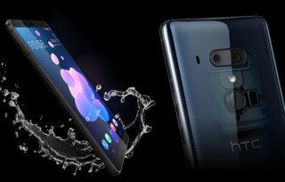 HTC U12+ smartfon z ramkami do ściskania – eksperyment można uznać za udany