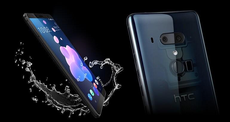 recenzja HTC U12+ Edge Sense