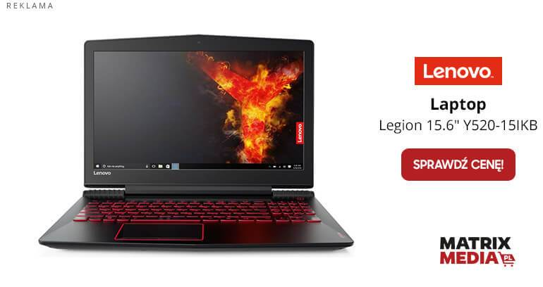 laptop lenovo legion cena