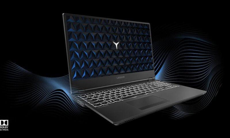 Jaki jest laptop lenovo legion Y530?