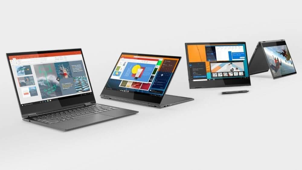 Lenovo wprowadza laptopa z baterią, która wytrzyma aż 25 godzin!