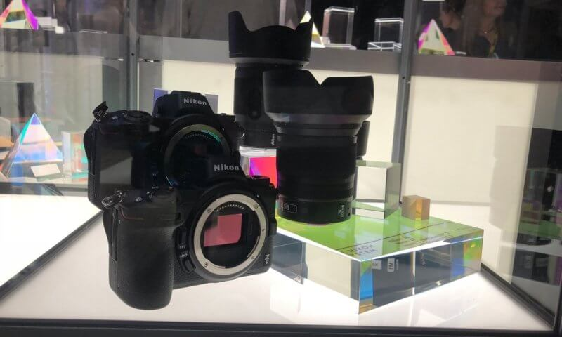 nowe aparaty nikon z