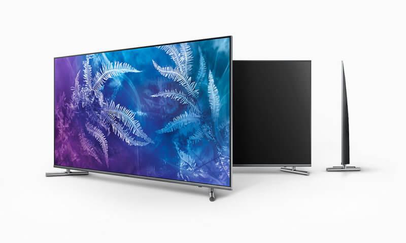 test telewizora QE55Q6FAM