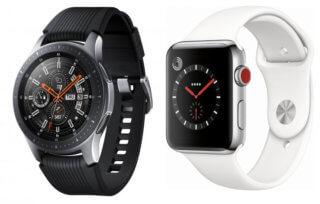 Samsung Watch czy Apple Watch 4? Sprawdzamy, czy warto poczekać.