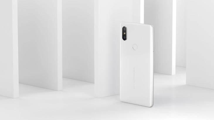Xiaomi Mi Mix 2S Ceramic Jade Green Art Edition - smartfon, który zachwyca kolorem