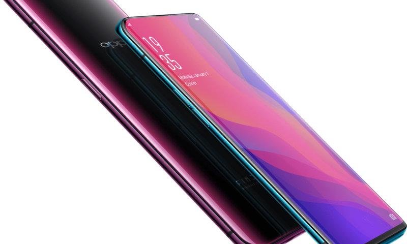 smartfon Oppo Find X