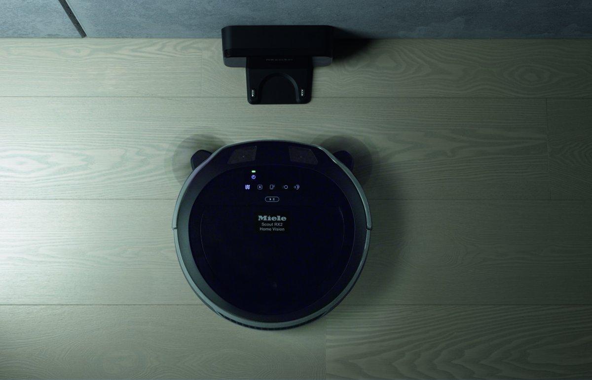 ładowanie Miele Scout RX2 Home Vision