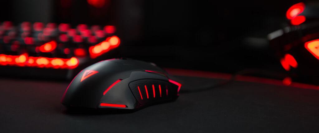 MODECOM VOLCANO MC-GM4 - mysz dla graczy