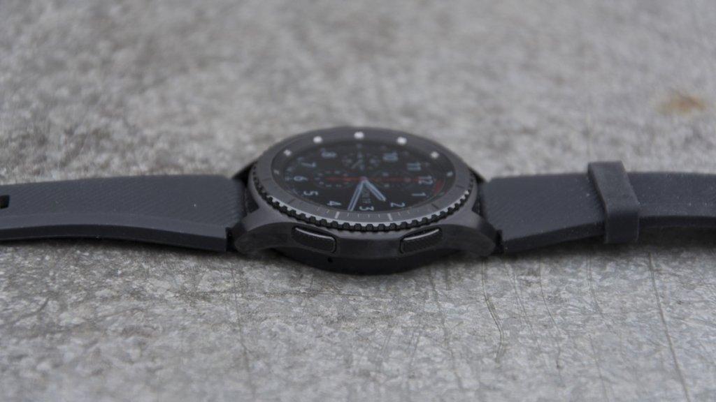 przód Samsung Gear S3