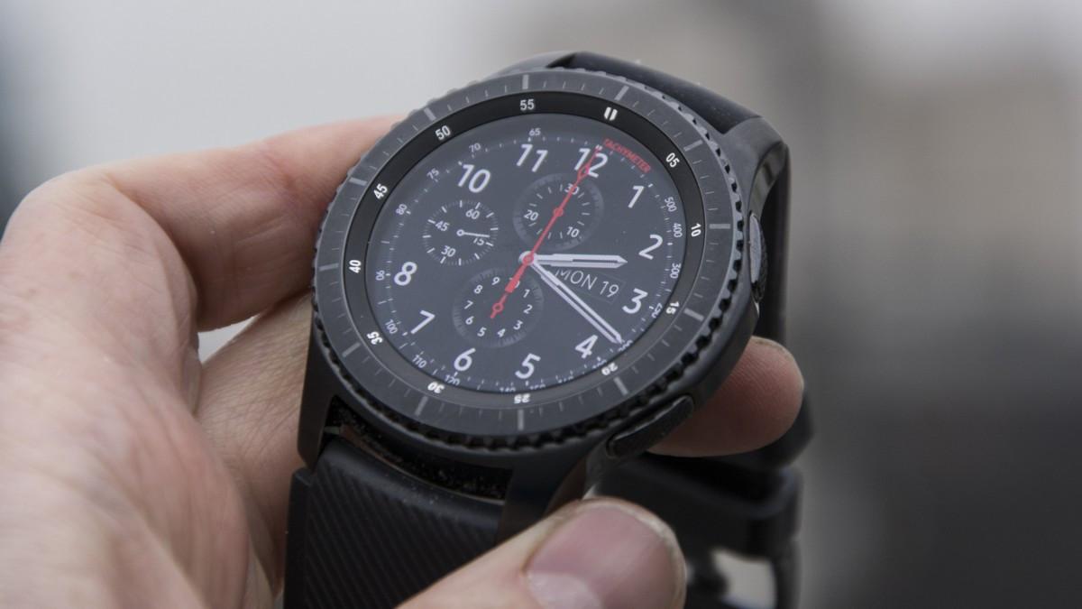 Samsung Gear S3 - recenzja