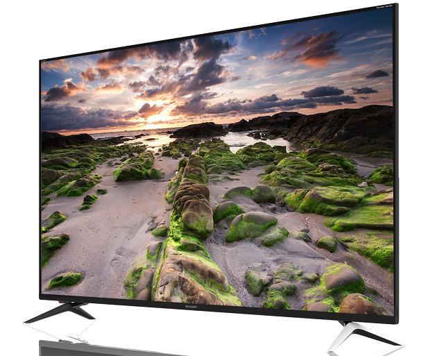 ceny telewizorów 8K odSHARP
