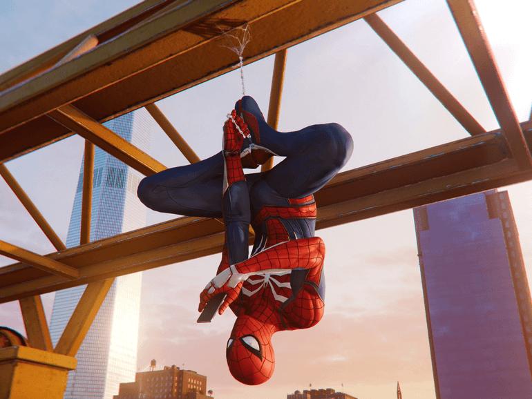 spider man wakcji