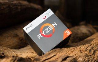 Procesor AMD Ryzen 2100GE