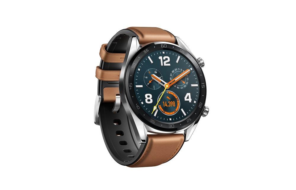 Brązowy Huawei Watch GT
