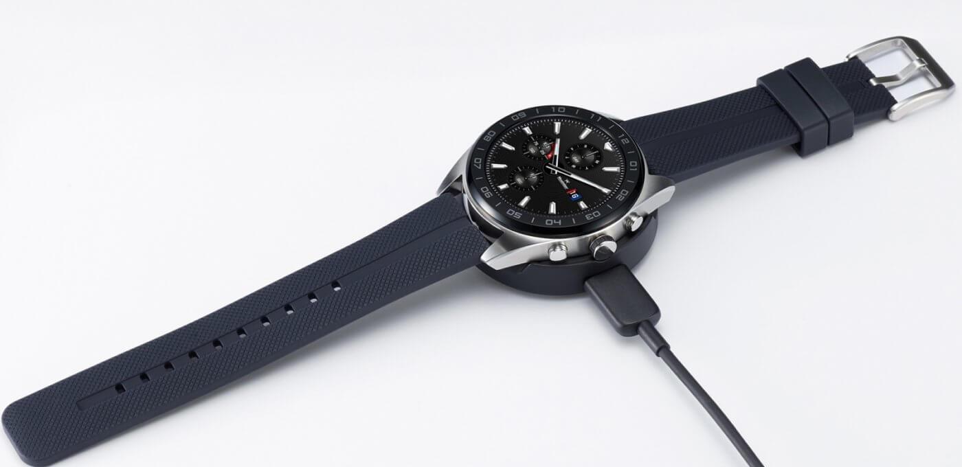 Zegarek LG Watch W7