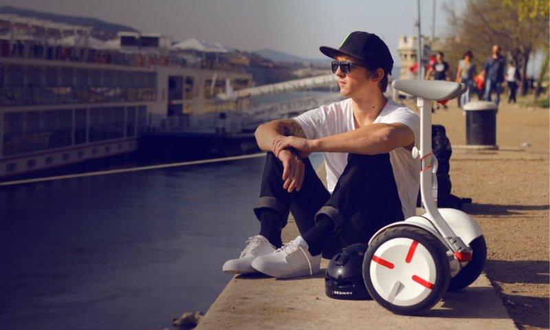 Jeździk elektryczny Ninebot by SEGWAY miniPRO