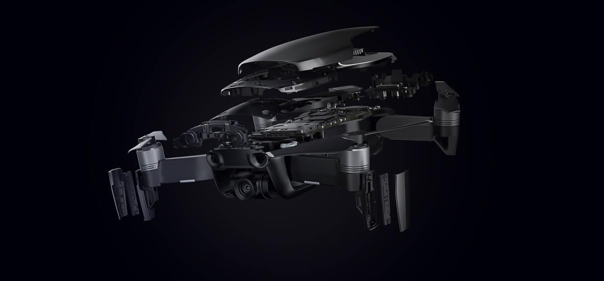Dron DJI Mavic specyfikacja