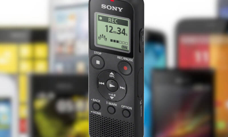 Dyktafon SONY ICD-PX370