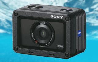 Aparat SONY DSC RX0