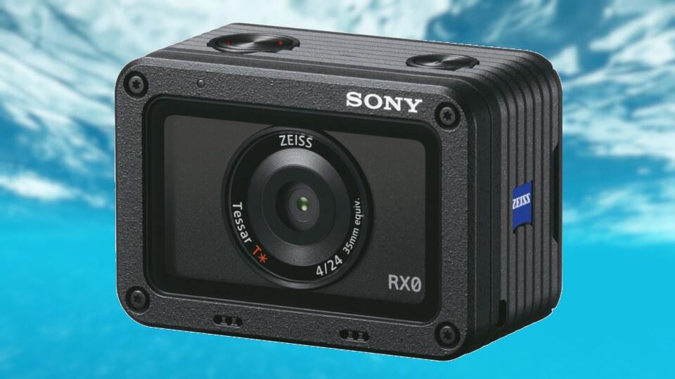 SONY DSC-RX0 – aparat do zadań specjalnych, który weźmiesz ze sobą wszędzie