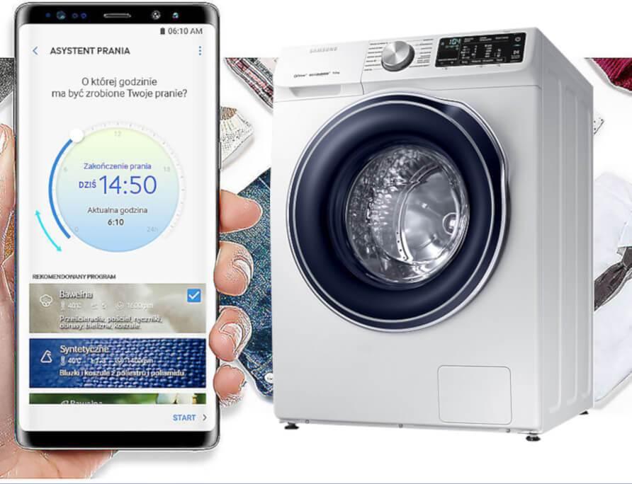 SAMSUNG WW90M644OBW – czy warto kupić tę pralkę?