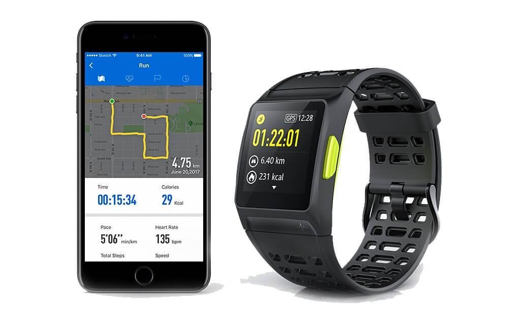 iWOWN P1 GPS