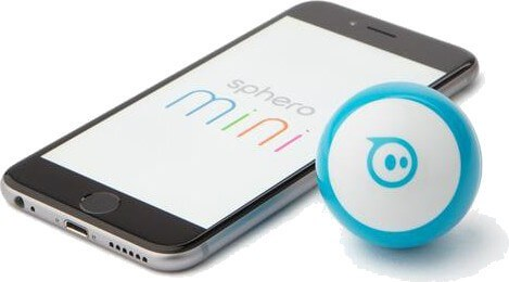 SPHERO Mini aplikacja mobilna