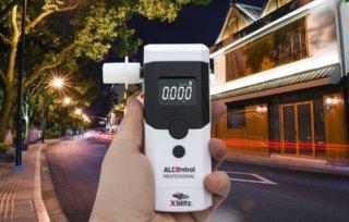 Tani i dokładny alkomat XBLITZ AlControl Professional