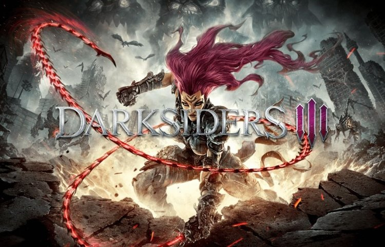 Premiera gry Darksiders III