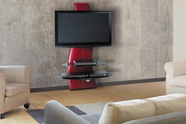meliconi ghost design 2000 czerwony wariant kolorystyczny