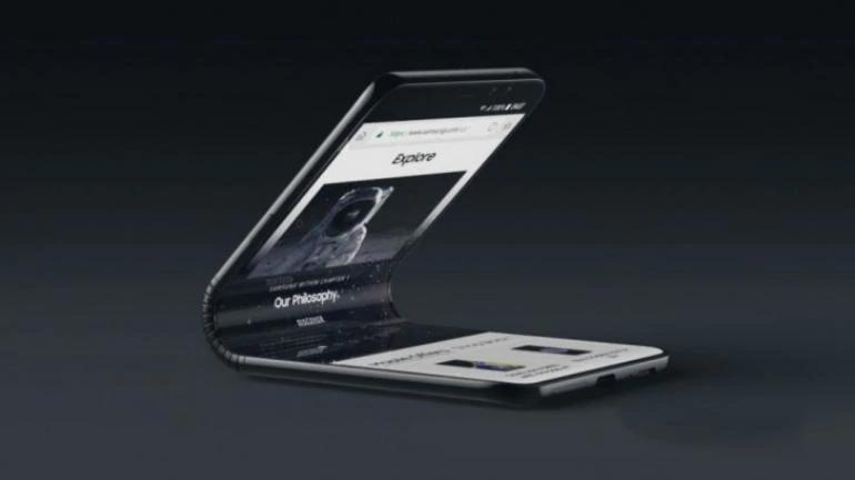 Jak będzie wyglądał Samsung Galaxy F?