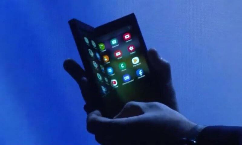 Technologia Samsung Infinity Flex
